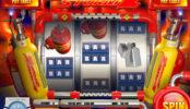 Obrázek ze hry automatu Firestorm 7