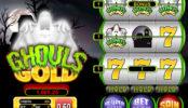 Obrázek z automatové hry Ghould Gold online