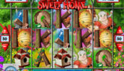 Hrací automat Gnome Sweet Home bez registrace