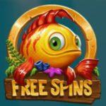 Spiny zdarma z online hracího automatu Golden Fish Tank