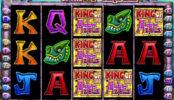 Obrázek z automatové hry online King of the Aztecs