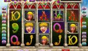 Obrázek ze hry automatu Notre Dame