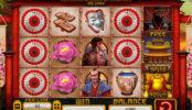 Online kasino automat Samurais Path