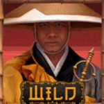 Symbol wild z herního automatu Samurais Path online