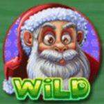 Wild symbol ze hry automatu Santa's Wild Helpers