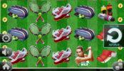 Obrázek ze hry automatu Tennis Champion