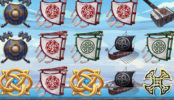Obrázek ze hry automatu Viking's Glory