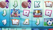 Obrázek z automatové hry Wild Games online
