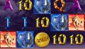 Obrázek ze hry automatu Cash Stampede