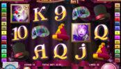 Cirque du Slots hrací online automat