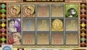 Herní online automat Cleopatra's Coins