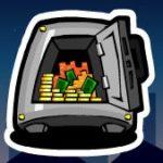 Bonusový symbol ze hry automatu Cops'n'Robbers - Safecracker