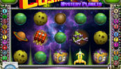 Casino automat zdarma Cosmic Quest - Mystery Planets