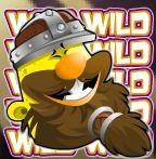 Expandující wild symbol ze hry automatu Diggin' Deep