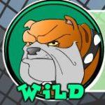 Wild symbol - online herní automat Dog Pound Dollars