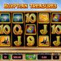 Obrázek ze hry automatu Egyptian Treasures