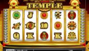 Obrázek ze hry automatu Fortuna Temple online