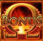 Bonusový symbol ze hry automatu Fortunes of Sparta