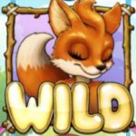 Symbol wild z online automatu Fortunes of the Foxs
