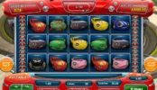 Automat pro zábavu Freaky Cars