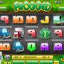 Automatová hra Frogged online