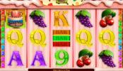 Fruit Cake online herní automat