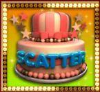 Symbol scatter - online hrací automat Fruit Cake