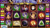 Obrázek ze hry automatu Future Fortune