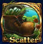 Symbol scatter - online výherní automat Magic Pot