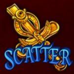 Symbol scatter - Gods of Giza herní automat online