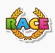 Symbol volných spinů ze hry automatu Jalapenos Racers