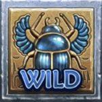 Khepri the Eternal God - wild symbol