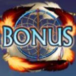 Bonusový symbol ze hry Legend of the White Buffalo