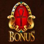Bonusový symbol ze hry automatu Temple of Luxor
