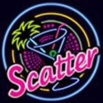Symbol scatter z herní automat Casino Mania