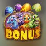 Bonusový symbol - online automat Dragons Rock