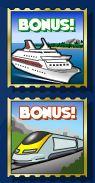 Bonusové symboly ze hry Jackpot Holiday