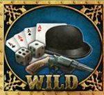 Symbol wild z automatové hry Maverick Saloon