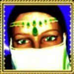 Symbol wild z online automatu Arabian Dream