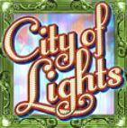 City of Lights herní automat online - wild symbol