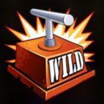 Symbol wild z automatové hry Gold Rush