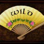 Wild symbol z online automatu Golden Peony