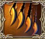 Symbol scatter z online automatu Jaguar Princess