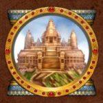 Symbol bonusu z herního automatu Pearls of India