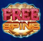 Symbol volných spinů ze hry automatu Reef Run