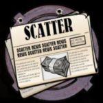 Scatter symbol z online automatu Reel Gangster