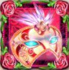 Symbol scatter z online automatu Venetian Rose