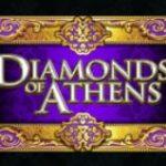 Symbol wild z online automat Diamonds of Athens