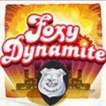 Symbol wild z herního automatu Foxy Dynamite