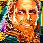 Online automat Gaelic Warrior - scatter/wild